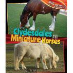 【预订】Clydesdales and Miniature Horses