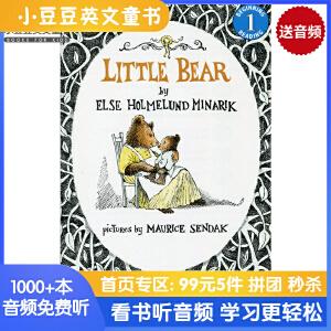 英文绘本 原版进口Little Bear  小熊  汪培�E二阶段 [4-8岁]