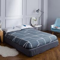 伊迪梦家纺 纯棉单品床笠单件 精选优质全棉高支高密 床垫棉护套1.2-1.5-1.8米单双人床HC325