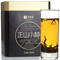 艺福堂茶叶 正山小种红茶 正宗武夷山桐木关原产 250g/罐 特级