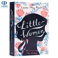 英文原版 Little Women 小妇人 Louisa May Alcott 路易莎梅奥尔科特畅销书籍 文学名著 儿童