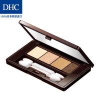 DHC恒彩星光4色眼影4.8g 易上手持妆显色不易晕染彩妆多色眼影