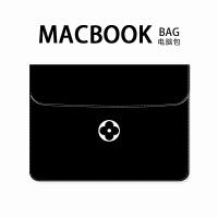 原色苹果笔记本air3.3寸电脑包Macbook2内胆包pro3保护套 12寸 电脑内胆包 黑色 其它尺寸