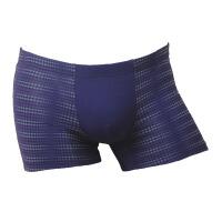 内裤男式经典波点柔软透气平角裤N0197单条售 X