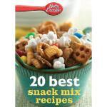 【预订】Betty Crocker 20 Best Snack Mix Recipes
