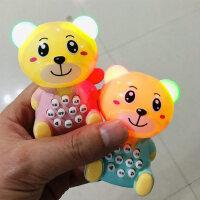 儿童音乐播放器小熊迷你0-3岁幼儿玩具婴儿小mp3宝宝早教故事机