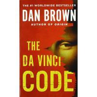 现货英文原版 The Da Vinci Code 达芬奇密码 但丁 英文原版悬疑推理侦探小说书籍 丹布朗 DAN BRO
