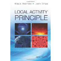 【预订】Local Activity Principle: The Cause of Complexity and S