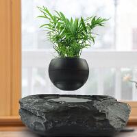 磁悬浮盆栽黑科技办公室客厅装饰摆件创意节日礼物礼品