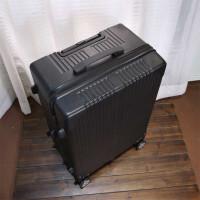 拉杆箱万向轮旅行箱28大加厚行李箱子20密码箱子24寸托运箱包密码 黑色 20寸