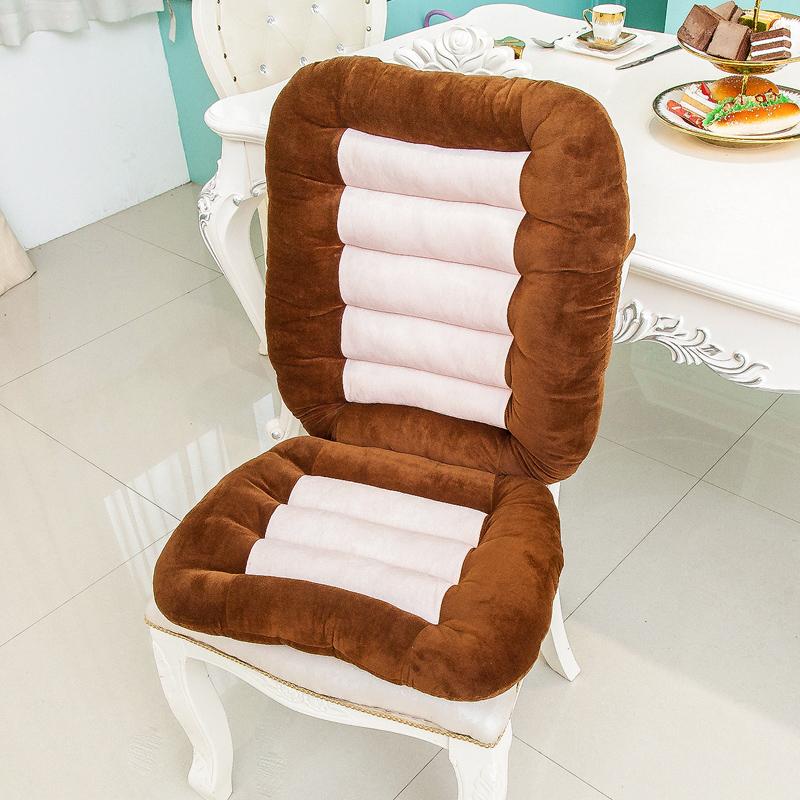 连体坐垫靠垫一体办公室椅子垫加厚餐椅垫汽车椅座垫屁股垫子 一般在付款后3-90天左右发货,具体发货时间请以与客服协商的时间为准