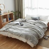 冬季珊瑚绒毛毯加厚单双人法莱兰绒床单被子保暖沙发毯子