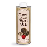 法国roland罗朗德天然核桃油儿童DHA脑黄金食用油进口核桃油法国