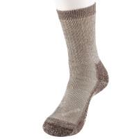 加厚毛袜 男女户外登山徒步袜子 秋冬季保暖透气 630款 咖啡色