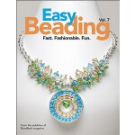 【预订】Easy Beading, volume 7: Fast, Fashionable, Fun: The Bes