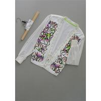 巴[X41-213]专柜品牌798正品桑蚕丝女装短款上衣短外套0.17KG