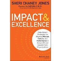 【预订】Impact & Excellence: Data-Driven Strategies for Alignin