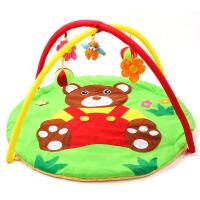 游戏毯三款婴儿游戏垫宝宝爬行垫支架健身架爬行毯玩具