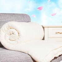 新疆棉被棉絮棉花被冬被单人1.5棉被芯幼儿园1.2米床垫被子