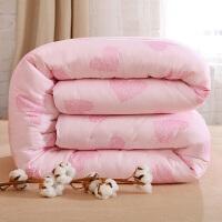 棉花被山东棉被长绒棉被子褥子棉絮加厚单人双人春秋被芯纯棉冬被