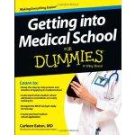 【预订】Getting into Medical School for Dummies 9781118424278