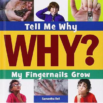 【预订】My Fingernails Grow 美国库房发货,通常付款后3-5周到货!