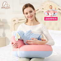 哺乳枕头新生儿多功能U型喂奶浦乳婴儿抱防吐奶授乳枕神器垫护腰