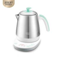 智能恒温不锈钢调奶器婴儿冲奶器暖奶器泡奶粉机宝宝调奶器a469 1L 不锈钢材质 显
