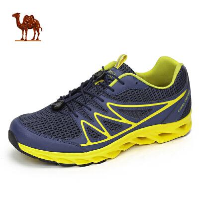 骆驼牌 溯溪鞋男 户外登山鞋速干网面徒步鞋情侣透气防滑女鞋涉水鞋
