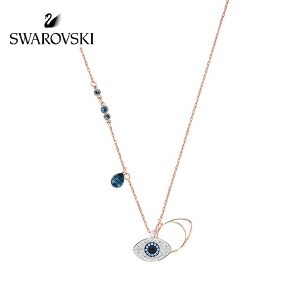 SWAROVSKI/施华洛世奇 恶魔之眼锁骨项链 5172560