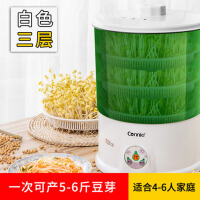 豆芽机家用全自动容量发豆芽机生绿豆芽盆芽罐