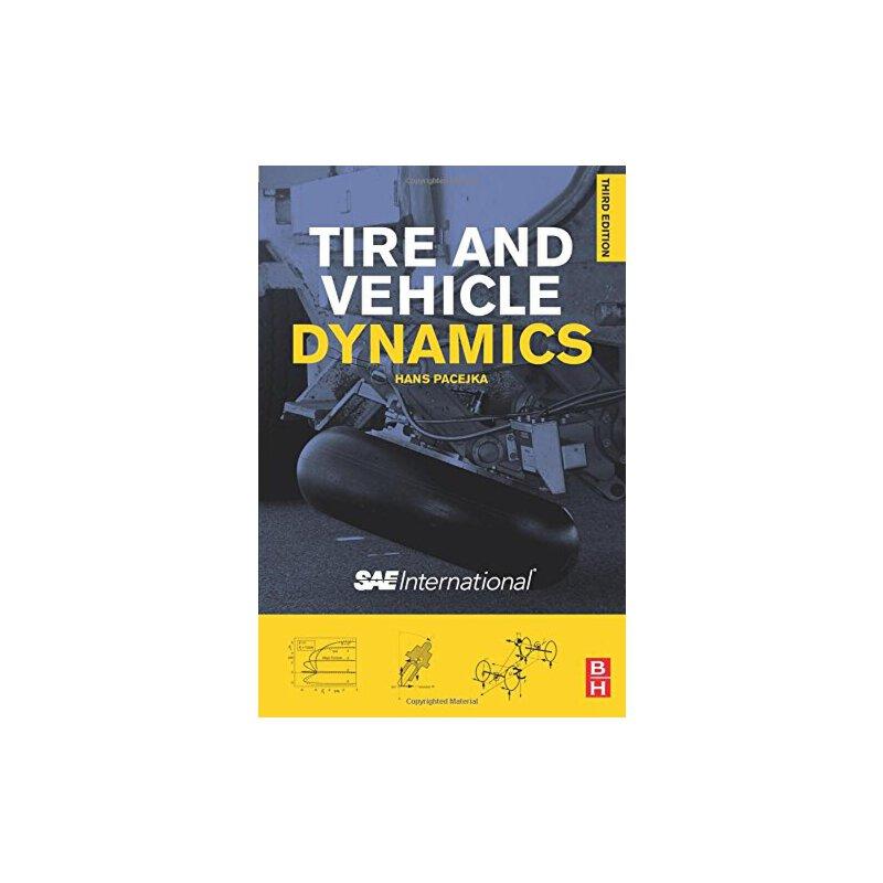【预订】Tire and Vehicle Dynamics 9781483299709 美国库房发货,通常付款后3-5周到货!
