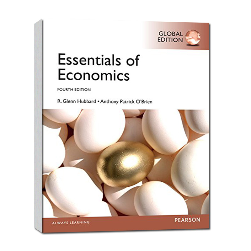 高校经济类双语教学推荐原版教材:经济学精要 全球版,4E