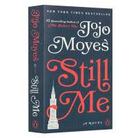 遇见你之前续集3 依然是我 英文原版小说 Still Me 都市爱情小说 乔乔莫伊丝 英文版进口原版英语书籍 可搭fl