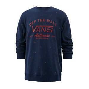 Vans范斯男装 运动休闲套头卫衣 VN0A2YNQKEY 现