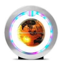 形磁悬浮地球仪发光办公摆件创意家居创意磁悬浮礼品