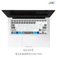 适用苹果macbook笔记本air13 pro13.3寸PS键盘膜photoshop保护膜