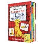 好友档案1-3册盒装 英文原版 The Buddy Files Boxed Set 1-3 儿童英语桥梁章节书 英文版原