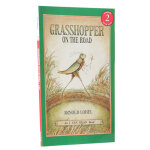 顺丰发货 (99元5件)汪培�E推荐第三阶段英文原版I Can Read, Level 2 Grasshopper on