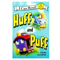 英文原版 Huff and Puff [4-8岁]