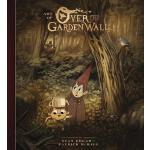 【预订】The Art of Over the Garden Wall