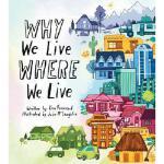 【预订】Why We Live Where We Live