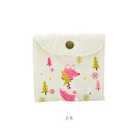 放棉装卫生巾的小包 大姨妈巾收纳包可爱大容量卡通袋 便携月经包