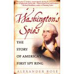 WASHINGTON'S SPIES(ISBN=9780553383294) 英文原版