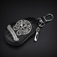 奔驰宝马大众汽车钥匙包潮牌女士镶钻钥匙套车载车用钥匙包钥匙套