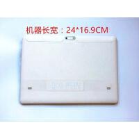 10.1寸美迪飞M5000平板电脑保护套壳皮套12寸爱华A25钢化膜防爆膜