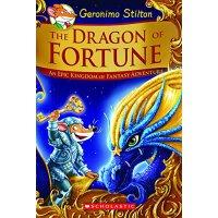 英文原版童书 Geronimo Stilton and the Kingdom of Fantasy #2: The