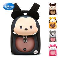 迪士尼小学生儿童背包男1-3-4-5岁女宝宝小双肩包米奇幼儿园书包