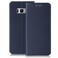 三星s8 手机壳翻盖式可插卡 于华为GALAXY S8 plus手机壳