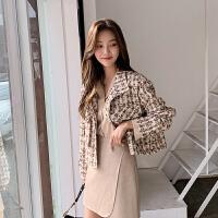 韩都衣舍2020春装新款韩版女装气质短百搭外套女上衣PT9435禧